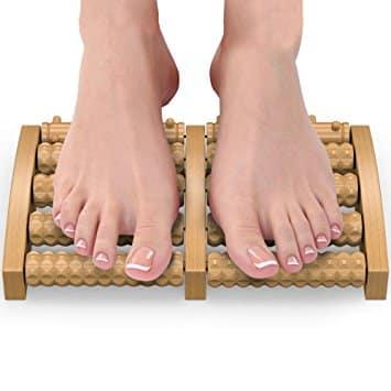 appareil-massage-pied-bois