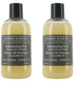 serge d'estel shampoing sans sulfates