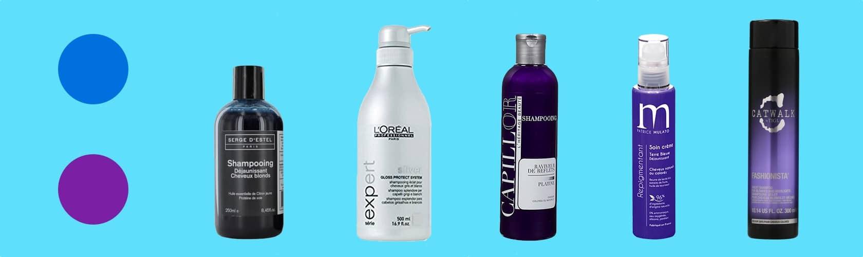 Shampoings Bleus Et Violets Guide D Achat Avis Utilisation Et