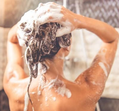 Utilisation shampoing sans sulfate